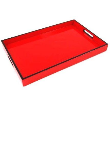 Red Trays | Red Coffee Table Tray | Red Coffee Table Trays | Red Ottoman  Trays | Red Serving Trays | Red Tray | Red Wood Trays | Red Wood Tray | Re