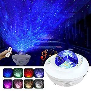 Aloveco Star Projector Bedroom Game Room Home Theatre 3 In 1 Led Night Light Projector With Moon Star Nebula Cloud Touch Voice Control Led Projector Lights Sky Projection Lamp For Kids Talkingbread Co Il