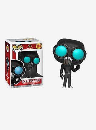 Disney Funko Pop Incredibles 2 Frozone Collectible Figure 29206
