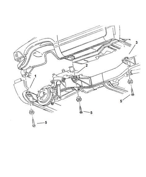 2001 dodge ram 2500 parts diagram