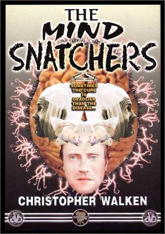 The Mindsnatchers Aka The Demon Within 1972 Dvd Cover