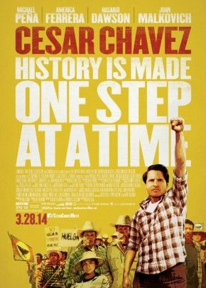 cesar chavez an american hero 2014