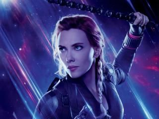 1920x1080 Black Widow in Avengers Endgame 1080P Laptop Full HD Wallpaper, HD Movies 4K Wallpapers, Images, Photos and Background