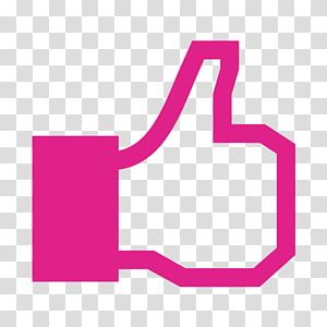 Pink Like Button Facebook Like Button Computer Icons Pink Like Transparent Background Png Computer Icon Instagram Logo Transparent Facebook Logo Transparent