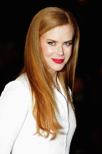 Nicole Kidman Then - Celebrity Red Carpet Beauty Looks Then and Now - Photos