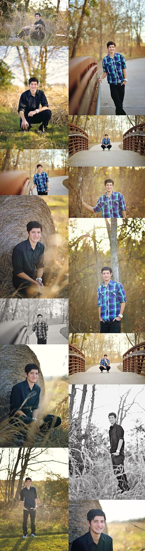 Senior boy photography poses - C's the Day Photography