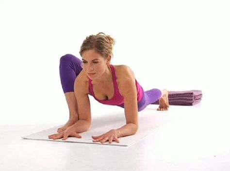 Hip Enough   Ease back pain, gain a more agile gait, and clear out negative emotions with this 20 min hip-opening sequence.