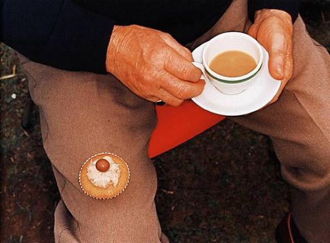 A blog about Martin Parr's work by Tin Man Films