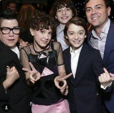 Cast on award