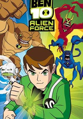 Ben 10 Fuerza Alienigena 2008 Latino Mega Y Mediafire Guatehub En 2021 Anime Gratis Alienigenas Cartoon Network