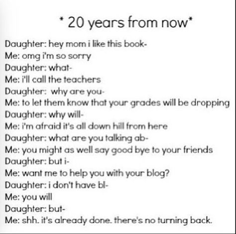 (1) The Life of a Fangirl, Basically - #33 Twenty Years From Now - Wattpad