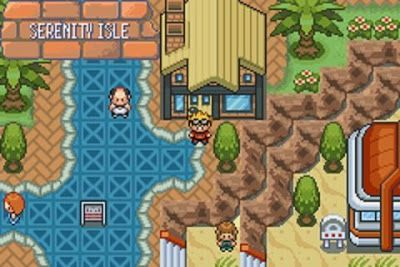 Pokemon Glazed GBA ROM Download For Android (Hack)   pokemon