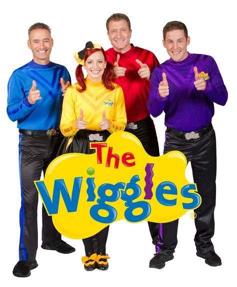 Pin On The Wiggles