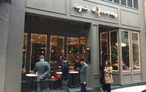 Agnes B Modern Restaurant Parisian Cafe Best Coffee