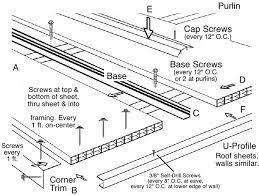 Image Result For Corner Fixing For Polycarbonate Sheeting Roofing Roof Design Installation
