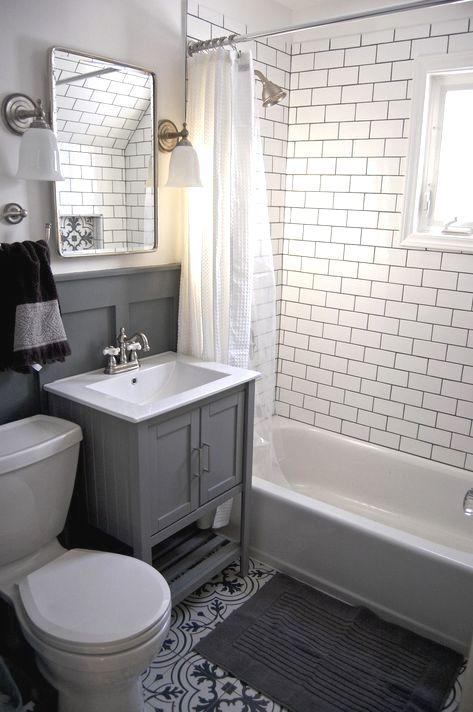 Small Bathroom Design Ideas In 2020 Bathroom Design Small Small Bathroom Inspiration Diy Bathroom Remodel