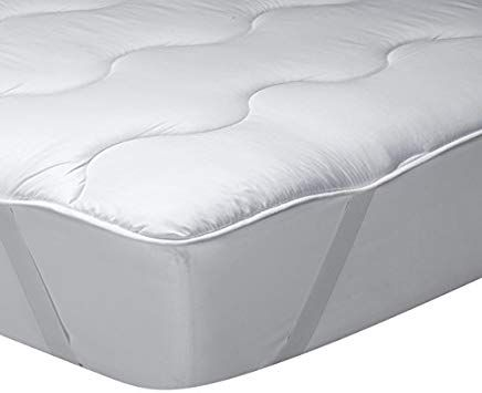 Classic Blanc Topper Faser Matratzenauflage Komfort Festigkeit