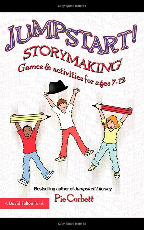 Jumpstart! Poetry: Games and Activities for Ages 7-12 1st ...