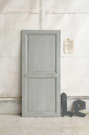 フレンチアンティークパネルドア パディントン アンティーク家具 木製室内ドア ドア フレンチ アンティーク