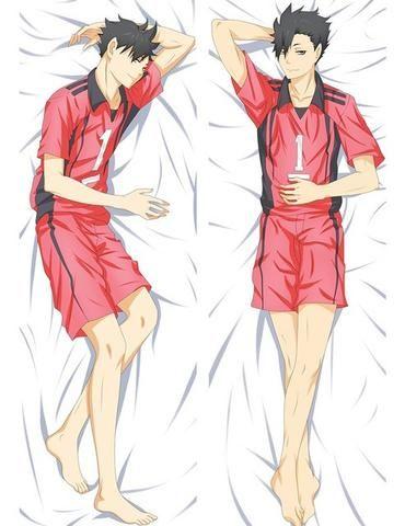 Haikyuu Hugging Body Pillow Cover Case