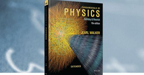 Fundamentals Of Physics Book