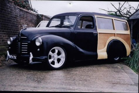 Ford A40 Woodie