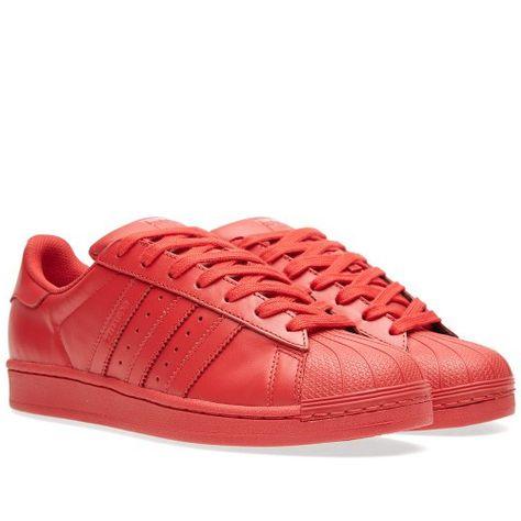 35eb8fcc527d Womens Adidas Originals Superstar Supercolor Pack Shoes Red S09 S41833