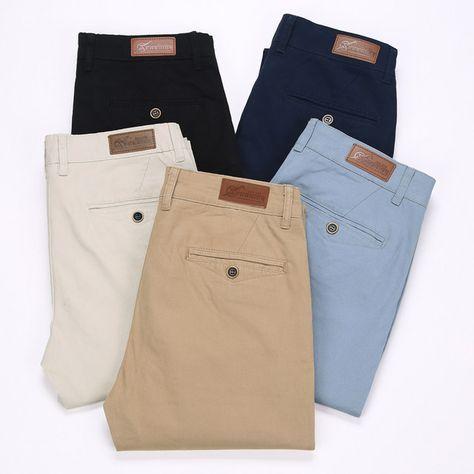 Pin En Pantalon Chino