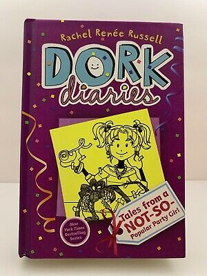 Dork Diaries Tales From A Not So Popular Party Girl By Rachel Renee Russell 9781416980087 Ebay In 2021 Dork Diaries Dork Diaries 2 Dork Diaries Books