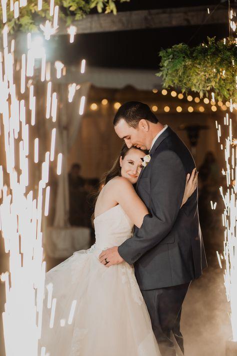 Sparks! Sparks all night! There is something about sparks that makes everything more special! @partysolutionent @eventsby_amanda @studiobride @themanorat12oaks @tebaultbridal @audacious_by_armimius @awp_events @allabouteventsjax @efscateringjax #weddingday #weddingphotography #weddinginspiration #weddinghair #weddingdress #coldsparks #weddingstyle #weddingvenue #firstdance #weddingplanning #floridaweddings #lightupyourlife #weddingplanner #covidwedding #2021weddings #weddingseason