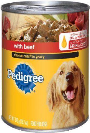 Pedigree Canned Dog Food Just 0 59 At Dollar General Dog Food