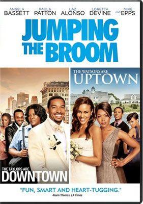 Jumping The Broom Dvd Ad Jumping Sponsored Broom Dvd