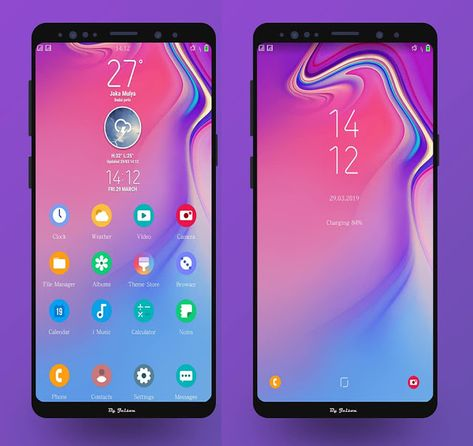 Samsung Theme For Vivo Vivo Themes Com Samsung Phone Themes Settings App Vivo y95 wallpaper hd download
