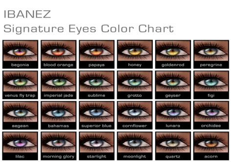 List Of Pinterest Eses Color Chart Writing Images Eses Color Chart