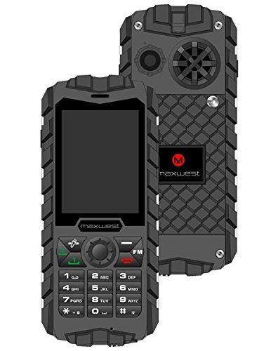 Rugged Cell Phone Unlocked 2g Gsm Waterproof Shockproof Maxwest Ranger Flashlight Military Grade Ip68 Cert Rugged Cell Phones Cell Phone Accessories Cell Phone