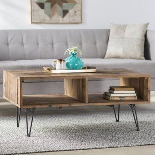George Oliver Irvin Nesting 2 Piece Coffee Table Set Wayfair Coffee Table Coffee Table With Storage Display Coffee Table