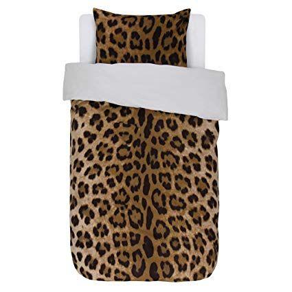 bettwäsche leopard