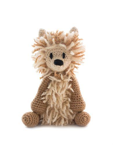 toft tamara the Pomeranian amigurumi crochet animal