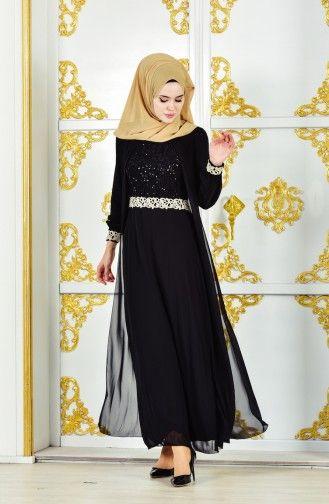 Sefamerve Tesettur Sifon Tul Elbise Modelleri Elbise Modelleri Elbise The Dress