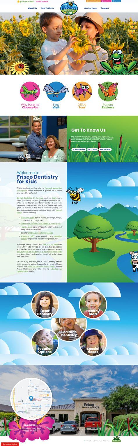 Frisco Dentistry for Kids