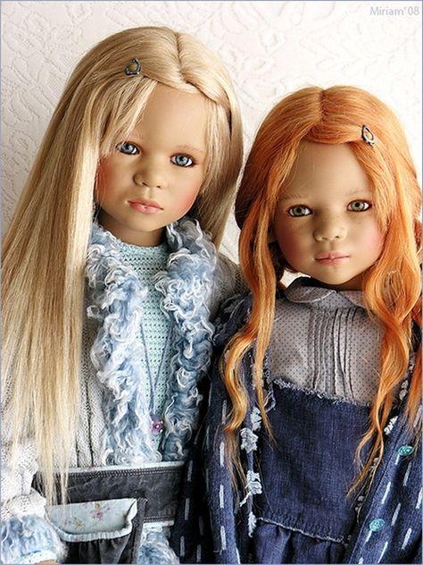 annette himstedt dolls