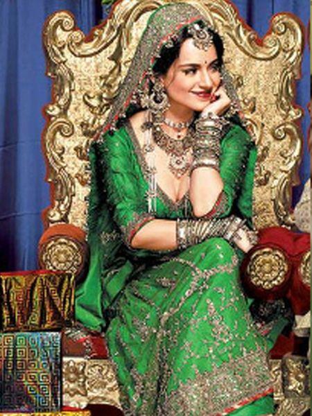 Kangana Ranaut In Tanu Weds Manu 2 In 2020 Bollywood Bridal Indian Wedding Bridal Looks