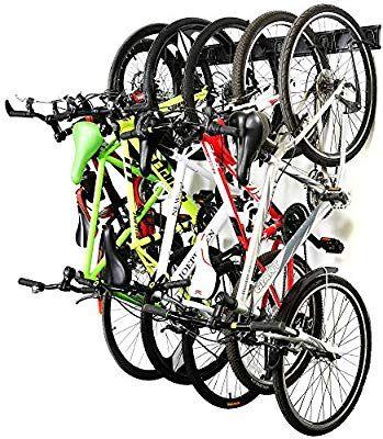 Amazon Com Ultrawall Bike Storage Rack 6 Bike Storage Hanger
