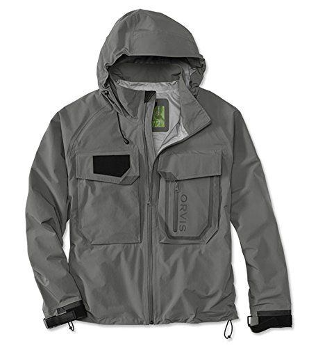 This Isn T The Clearwater Rain Jacket Of Yesteryear Fully Redesigned And Constructed For Serious Anglers It Takes On Fishing Jacket Orvis Fly Fishing Jackets