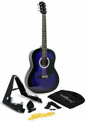 Martin Smith 6 Acoustic Superkit Stand Tuner Bag Strap Guitar Tuners Guitar Acoustic Guitar Strap