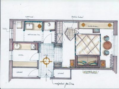 Studio Paris 7 Aménager Un Petit Appartement De 40 M2