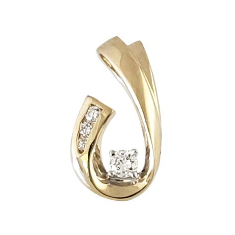 14K Diamond-cut Textured Ridged Dome Ring Size 6.5 Length Width 1 to 4