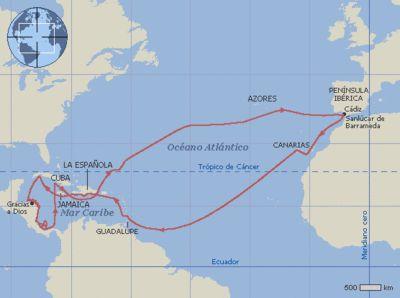 Cuarto Viaje de Cristóbal Colón | vota | Facebook marketing, Online ...