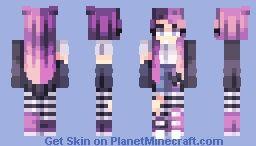 Happy Birthday Minecraft Skin Minecraft Skins Minecraft
