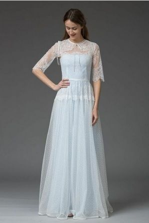 51 best Gorgeous Gowns images on Pinterest   Short wedding gowns ...